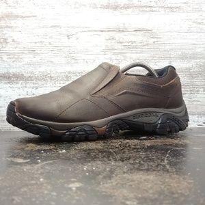 Mens Merrell Moab Adventure Moc Slip On Shoes